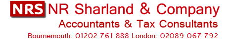NR Sharland & Co Logo
